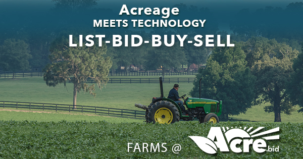 acreage auctions