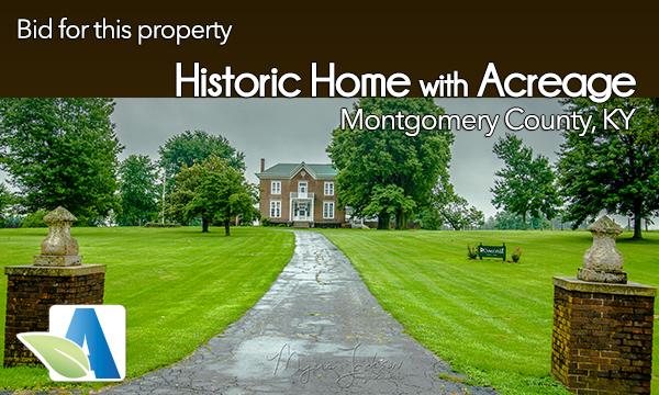 Historic Home Auction Online