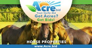land auctions online